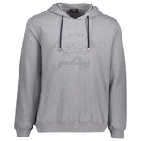 Paul & Shark Sweatshirt With Hood And Print C0P1023 - Mid Grey
