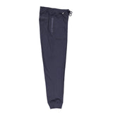 Paul & Shark Cotton Sweatpants With Contrasting Details C0P1024 - Navy