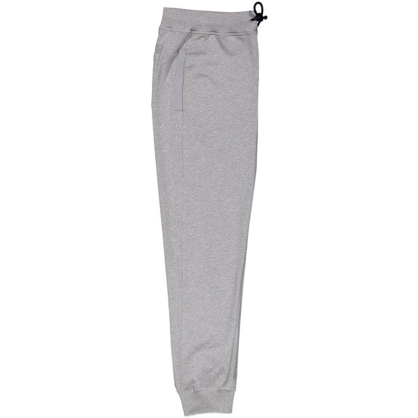 Paul & Shark Cotton Sweatpants With Contrasting Details C0P1024 - Mid Grey