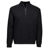 Paul & Shark Marine Wool Sweater With Zip C0P1028 - Black