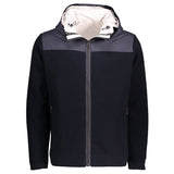 Paul & Shark 4 In 1 Wool Jacket With Detachable Lining C0P1036 - Navy