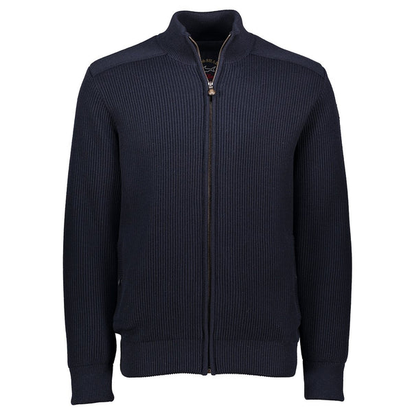 Paul & Shark Wool Jacket C0P1038 - Navy