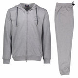 Paul & Shark Cotton Sweat Track Suit C0P1065   - Mid Grey