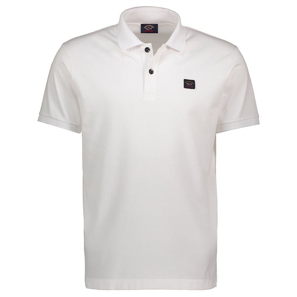 Paul & Shark Cotton Polo Shirt - C0P1070