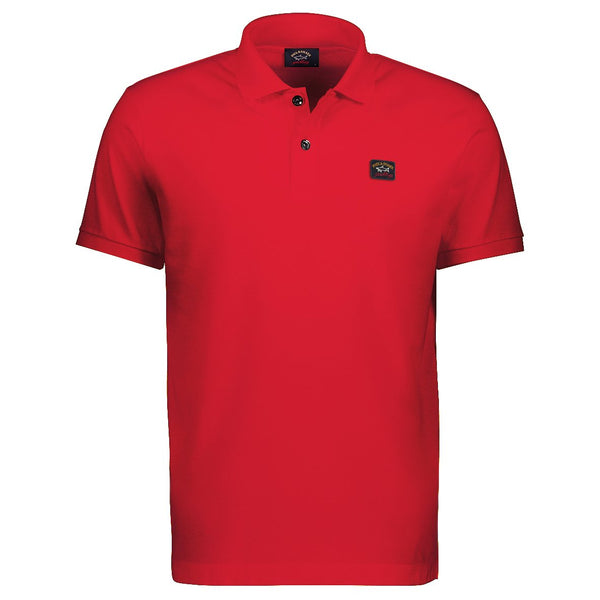 Paul & Shark Cotton Polo Shirt
