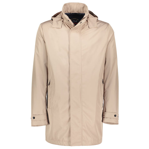 Paul & Shark Single Breasted Jacket In Technical Fabric C0P2002 - Beige