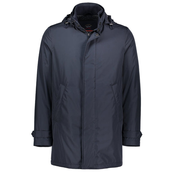 Paul & Shark Single-Breasted Jacket In Technical Fabric - C0P2009