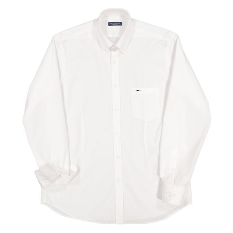 Paul & Shark Button Down Shirt C0P3001 - White