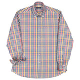 Paul & Shark Check Cotton Shirt C0P3009 - Multicolor Check