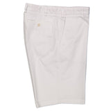 Paul & Shark Stretch Cotton Bermuda Shorts C0P4000 - White