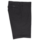 Paul & Shark Stretch Cotton Bermuda Shorts C0P4000 - Black