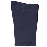 Paul & Shark Stretch Cotton Bermuda Shorts C0P4000 - Navy