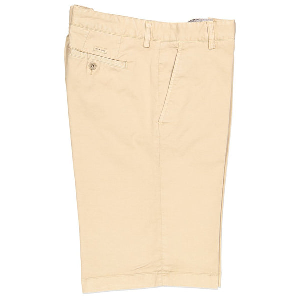 Paul & Shark Stretch Cotton Bermuda Shorts C0P4000 - Beige