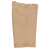 Paul & Shark Stretch Cotton Bermuda Shorts C0P4000 - Khaki