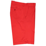 Paul & Shark Stretch Cotton Bermuda Shorts C0P4000 - Red