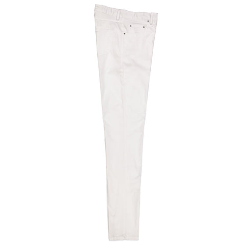 Paul & Shark 5 Pocket Trousers C0P4001 - White