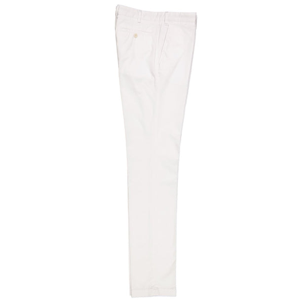 Paul & Shark Stretch Cotton Chino Trousers C0P4002 - White