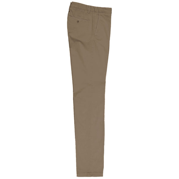 Paul & Shark Stretch Cotton Chino Trousers C0P4002 - Military Green