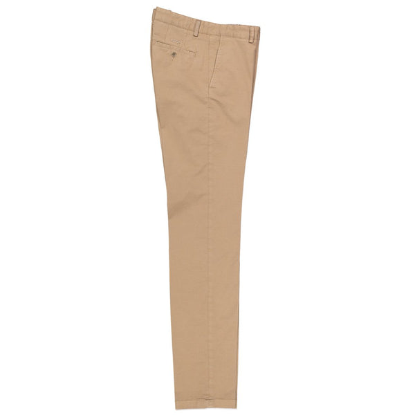 Paul & Shark Stretch Cotton Chino Trousers C0P4002 - Khaki