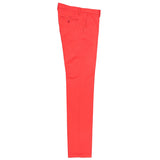 Paul & Shark Stretch Cotton Chino Trousers C0P4002 - Red