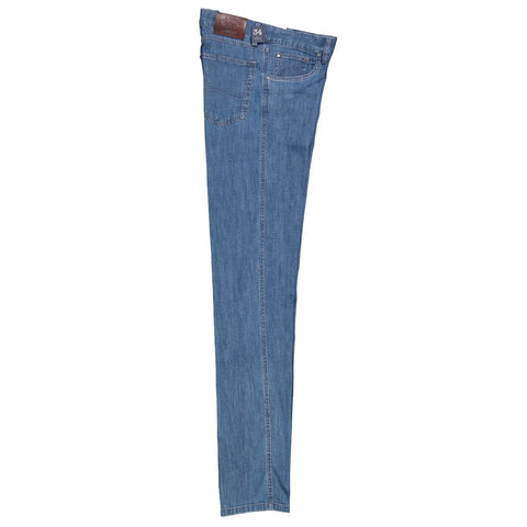 Paul & Shark 5 Pocket Jeans C0P4003 - Light Blue