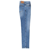 Paul & Shark Vintage Effect 5 Pocket Jeans C0P4005 - Light Blue