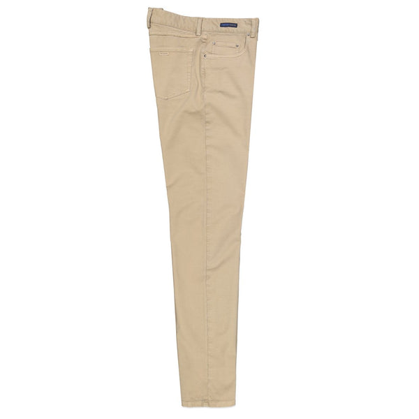 Paul & Shark Stretch Cotton 5 Pocket Trousers C0P4007 - Beige