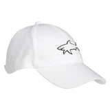 Paul & Shark Cotton Baseball Hat With Shark C0P7103 - White