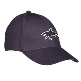 Paul & Shark Cotton Baseball Hat With Shark C0P7103 - Navy