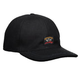 Paul & Shark Wool Baseball Hat C0P7162 - Black