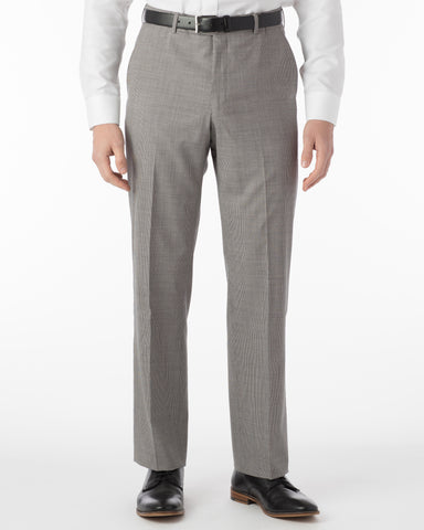 Ballin Pants - Dunhill Black & White Houndstooth