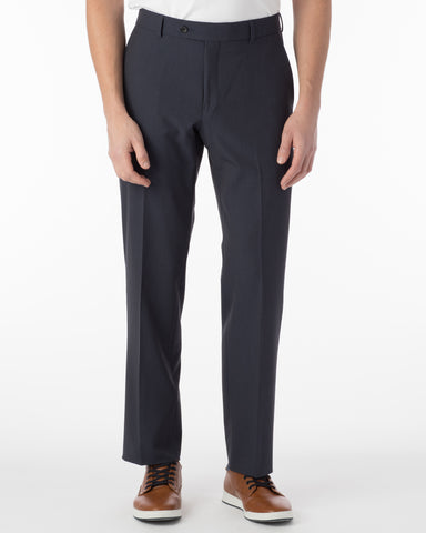 Ballin Pants - Soho Commuter Bi-Strech Gabardine - Blue Mix