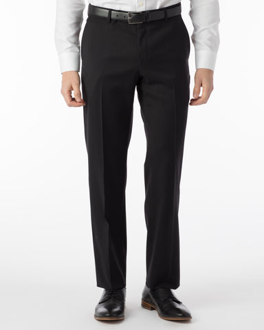 Ballin Pants - Soho Super 120's Gabardine - Black