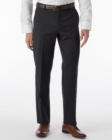 Ballin Pants - Soho Super 120's Gabardine - Charcoal
