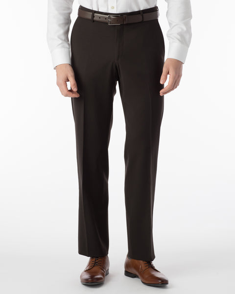 Ballin Pants - Soho Super 120's Gabardine - Brown