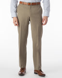 Ballin Pants - Soho Super 120's Gabardine - British Tan