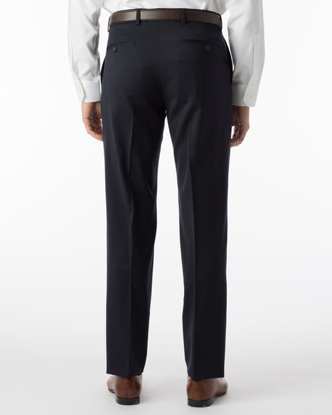Ballin Pants - Soho Super 120's Gabardine - Navy