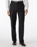 Ballin Pants - Dunhill Super 120's 4 Harness Serge - Charcoal