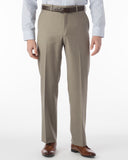 Ballin Pants - Dunhill Super 120's 4 Harness Serge - Taupe