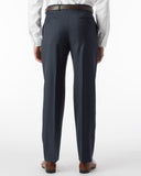 Ballin Pants - Dunhill Super 120's 4 Harness Serge - Navy Mix