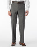 Ballin Pants - Dunhill Super 120's Sharkskin - Mid Grey