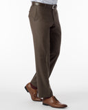 Ballin Pants - Soho Super 120's Sharkskin - Chestnut