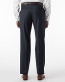 Ballin Pants - Soho Super 120's Sharkskin - Navy
