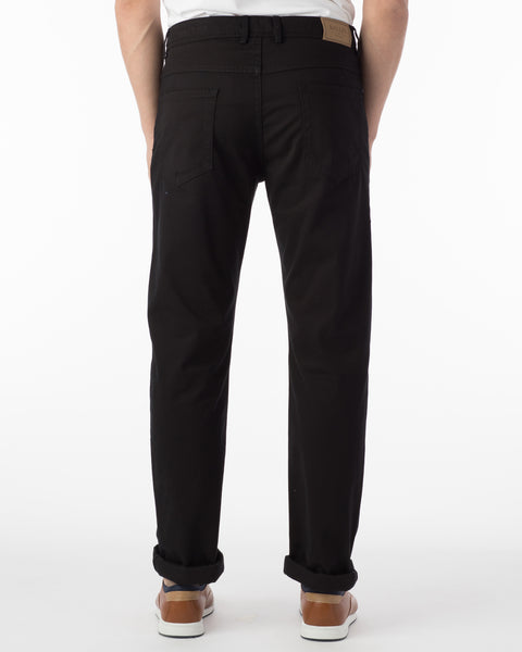 Ballin Pants - Crescent Pima Twill - Black