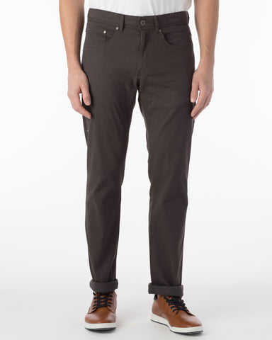 Ballin Pants - Crescent Pima Twill - Pavement