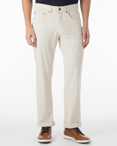 Ballin Pants - Crescent Pima Twill - Bone