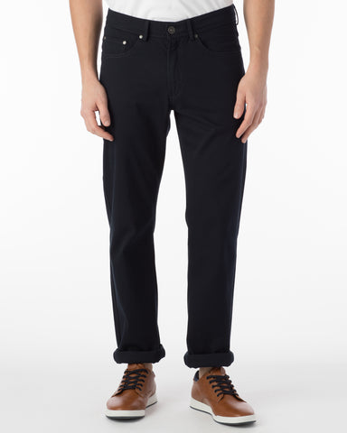Ballin Pants - Crescent Pima Twill - Navy