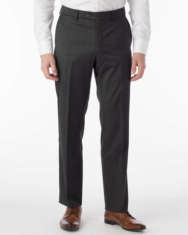 Ballin Pants - Houston Gabardine Loro Piana - Charcoal