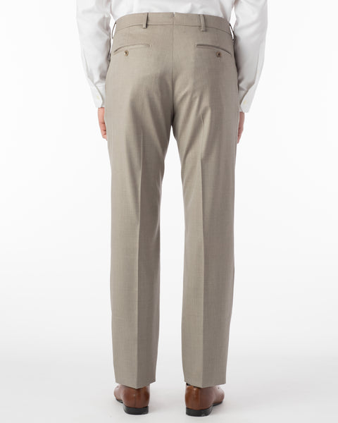 Ballin Pants - Houston Gabardine Loro Piana - Tan