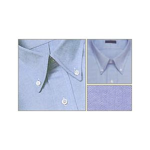 Gitman Brothers Dress Shirt - Blue Pinpoint Button Down